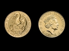Moneda de aur 1/4 oz The Queen s Beasts - The Dragon