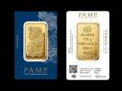 Lingou de aur 100 grame PAMP - la comanda