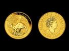 moneda de aur 1/2 oz Kangaroo - la comanda