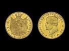 Moneda de aur 40 Lire - la comanda