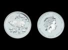 Moneda de argint Australia Pig 10 oz