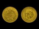Moneda de aur 20 Coroane - la comanda