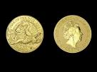 Moneda de aur 1 oz Dog United Kingdom - la comanda