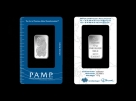 Lingou de argint 10g Pamp