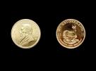 Moneda aur 1/2 oz Krugerrand