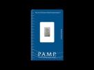 Lingou de platina 1g PAMP