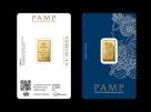 Lingou de aur 5 grame PAMP