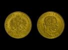 Moneda de aur 4 Guldeni - la comanda