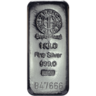 Lingou de argint 1000 grame