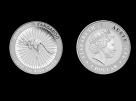 Moneda de argint Australia Kangaroo 1 Oz