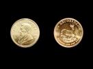Moneda aur 1/4 oz Krugerrand