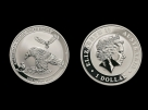 Moneda de argint Wedge Tailed Eagle