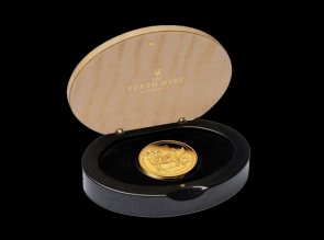Moneda de aur 1 oz Australia Pig - proof