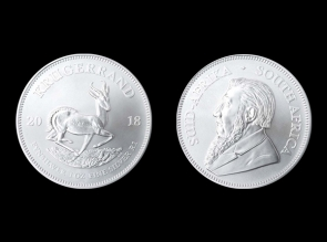 Moneda de argint Krugerrand