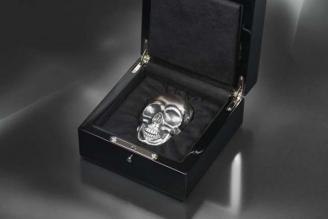 Moneda de argint Big Skull - la comanda