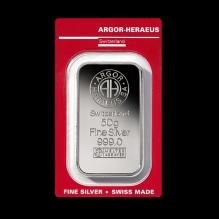 Lingou de argint 50 grame