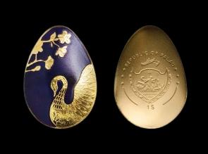 Golden Swan Egg