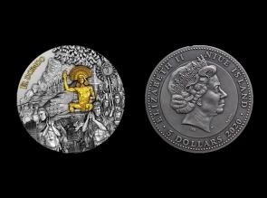 Moneda de argint - El Dorado