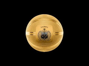 Moneda de argint Basketball - la comanda