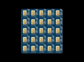 Lingou de aur Multigram 25 x 1g Pamp - la comanda