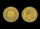 Moneda de aur 5 Franci - la comanda
