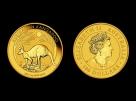 Moneda de aur 1 oz Kangaroo - la comanda