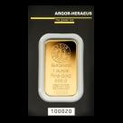 Lingou de aur 1Oz Argor Heraeus