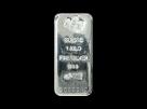 Lingou de argint 1000 grame Pamp