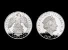 Moneda de argint Falcon 1 oz - la comanda